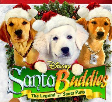 50% Off Santa Buddies on Blu-Ray