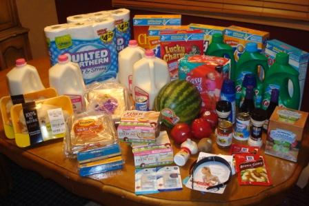 Results: I Spent $31 For All These Groceries