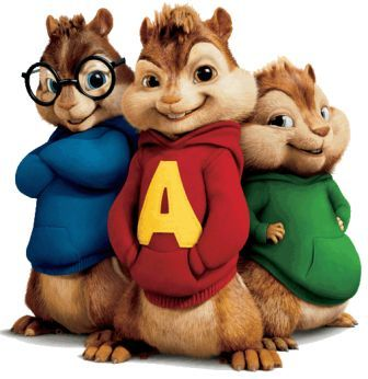Ice Age, Ice Age 2 and Alvin and the Chipmunks for $14.99