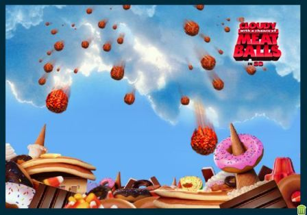 Cloudy with a Chance of Meatballson DVD: Printable Coupon and Rebates