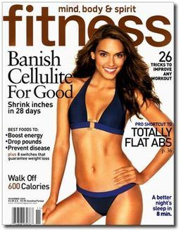 One-Year Subscription to Fitness or Weight Watchers Magazine for $2.99