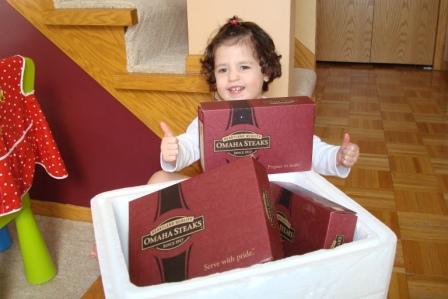 CLOSED – Giveaway: Omaha Steaks Grilling Favorites ($141 Value)