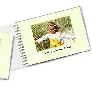 Free Custom 5×7 Flipbook from Snapfish
