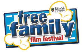 Free Summer Kids Movies at Regal Theatres Film Festival