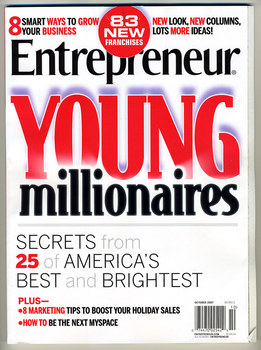 Magazine Deals: Entrepreneur, ESPN, Bridal Guide, Wood and More