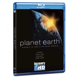Discovery Channel Store: Planet Earth DVDs 80% Off and Other Clearance