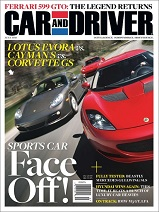 Free Subscription to Car and Driver Magazine