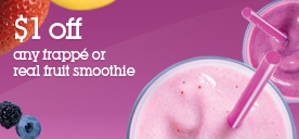 mcdonald's smoothie