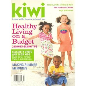 Kiwi Magazine 1-Year Subscription for $3.73 (Exp 8/20)