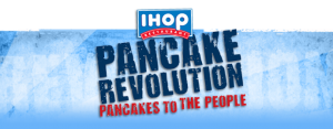 IHOP: Join Their Email List and Get 3 Free Meals