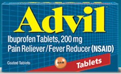 Free Bottle of Advil to First 500,000 (Coupon to be Mailed)