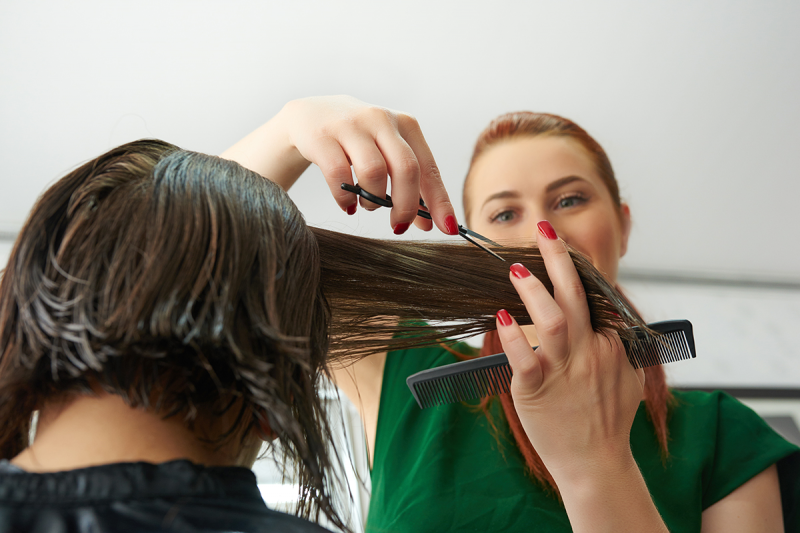 9 Ways To Spend Less On Hair Cuts And Salon Services