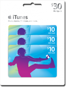 picture relating to Printable Itunes Gift Card known as $30 inside of iTunes Reward Playing cards for Merely $25 with Printable Coupon