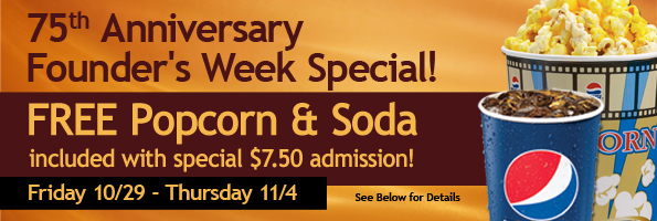 marcus theatres popcorn soda deal