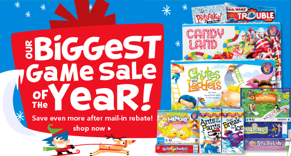 Toys R Us: Hasbro Games for $1.57 Each