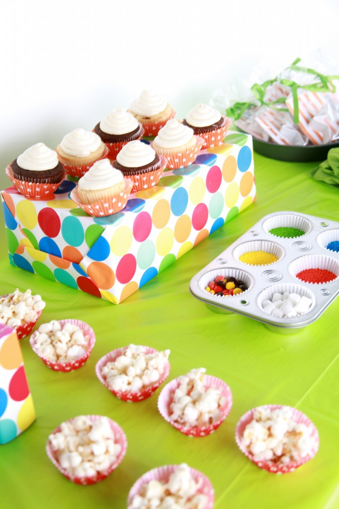 Cooking Themed Kids Birthday Party On A Budget