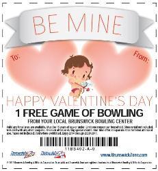 Brunswick bowling discount coupons