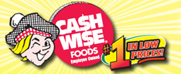 Cash Wise Shopping List 8/14/2018 — 8/20/2018