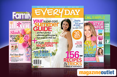 Magazine Deals: All You 6-Month Subscription As Low As $5 + More