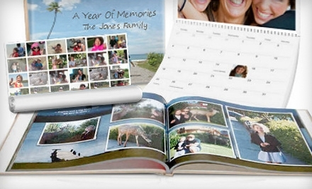 Groupon: $25 for $75 at Picaboo (Photo Books, Calendars + More) (Exp 7/15)