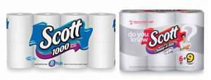 Kmart: Scott Bath Tissue $0.24/Roll or Paper Towels $0.47/Roll (Ends 8/27)
