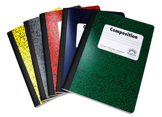 Online School Supplies: $0 08 Composition Books at Walmart