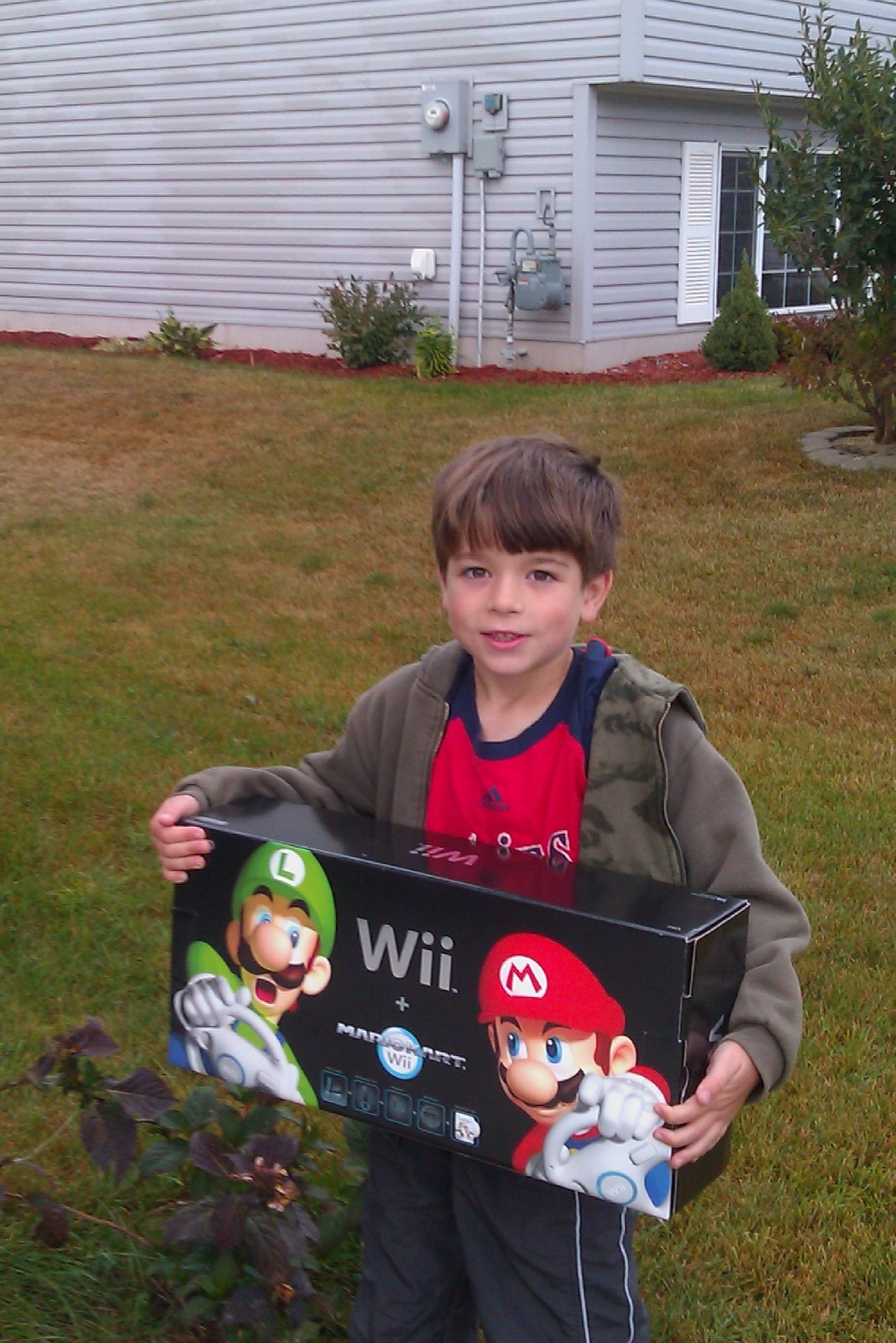 Results: How Pocket Your Dollars Helps 2nd Grader Buy Wii Gaming System