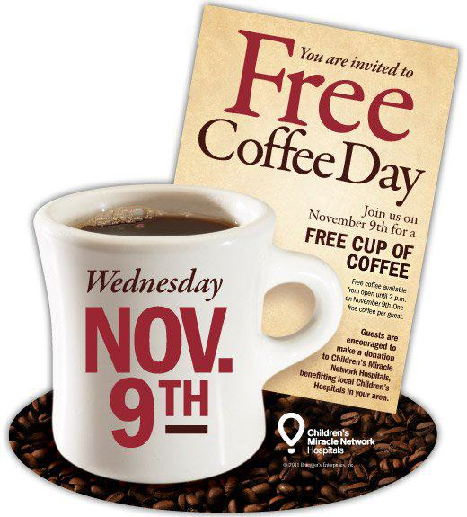 Free Coffee Day