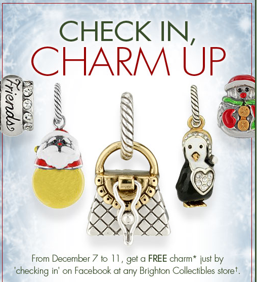 Freebies: Free Brighton Collectibles Charm, Free Kids Apps for iPhone/iPad, Free Christmas Music + more