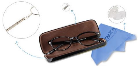 Free Eyeglasses from Firmoo for New Customers (Includes Standard Lenses + Frames)