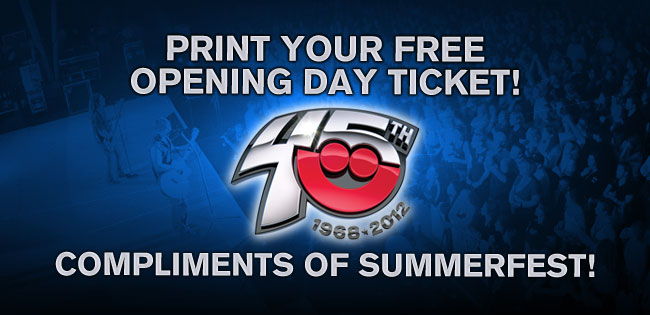 Freebies: Free Summerfest Ticket, $5 in Free Michaels Merchandise, 3 Free Bruegger's Bagels + More