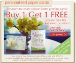 Photo Deals: Buy 1 Get 1 Free Greeting Cards, Free Memory Keeper + More