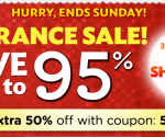 birthday express clearance sale