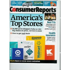 Enter my subscription to Consumer Reports magazine for a full year. I'll receive 13 issues including the April Auto Issue and Annual Buying Guide for only $ That's a .