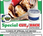 rainbow foods special cut back coupon book