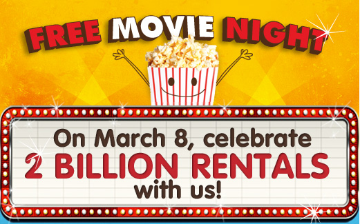 Freebies: Redbox Rental, Lindt Gold Bunny, Greeting Card + More