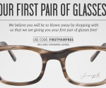 Coastal Contacts free eyeglasses