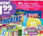 Toys R Us: Easter Candy for $1.99/Bag (Price Match at Target or Walmart) (Exp 4/7)