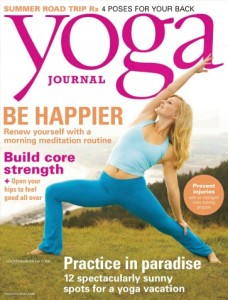 yoga journal june 2012
