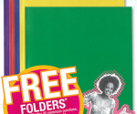 officemax free folders