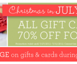 Paper Coterie: Up to 70% Off Gift Cards for Personalized Photo Products and Holiday Cards (Exp 7/31)