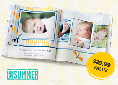 competitive price 73a86 f3b6c Photo Deals: Free Shutterfly Photo Book, 50 Free Prints