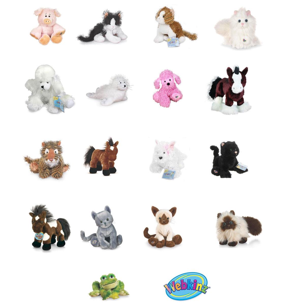 Webkinz: 15 Plush Pets for $2.47 Each Shipped (Lowest ...  Webkinz: 15 Plu...