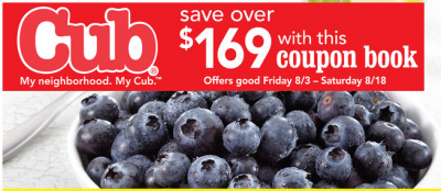 cub foods coupon book 8.3.12