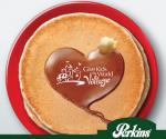 Freebies: Free Perkins Pancakes, Free Hello Kitty App, Free Samples + More