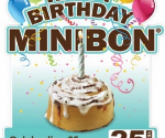 Restaurant Deals: Free Minibon at Cinnabon, McDonald's Halloween Treat Coupon Booklets + More