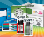 OfficeMax: Free Notebooks + Labels, Paper and Writing Supplies for 1Ã' ¢ After MaxPerks Rewards (Exp 9/15)