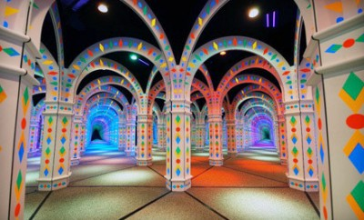 amazing mirror maze groupon