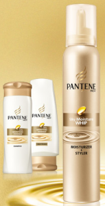 pantene pro-v silky moisture whip