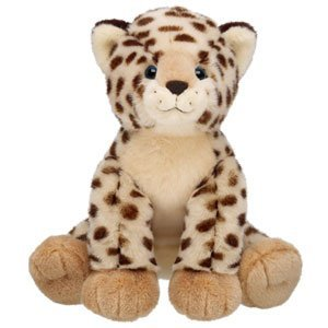 Build-A-Bear 14 in. Baby Panther